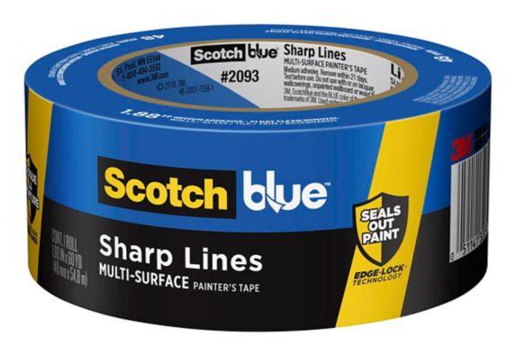 Ruban de peintre ScotchBlue lignes nettes, 2 po Image de l'article