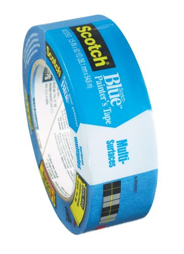 14-Day Clean Release Blue Painter's Tape, 1.5-in x 180-ft