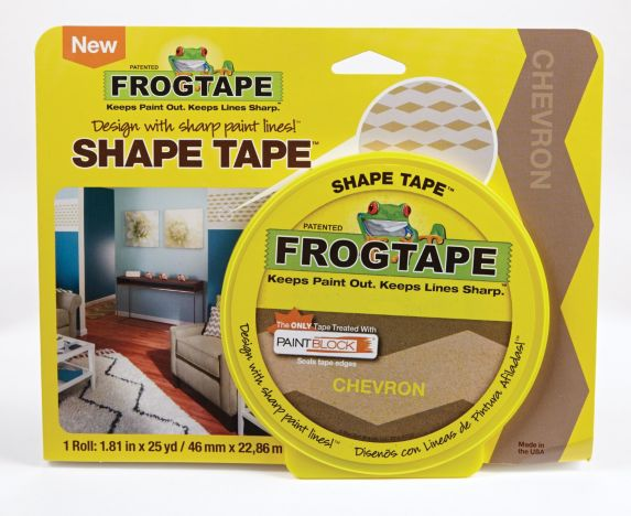 FrogTape Shapes Chevron