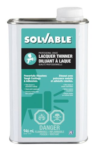Solvable Lacquer Paint Thinner Product image