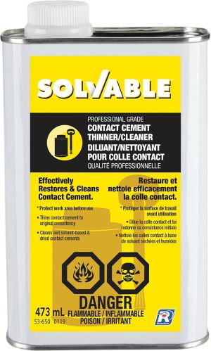Contact Cement Cleaner, 473-mL Product image