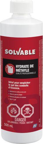 Hydrate de méthyle Solvable, 473 mL Image de l'article