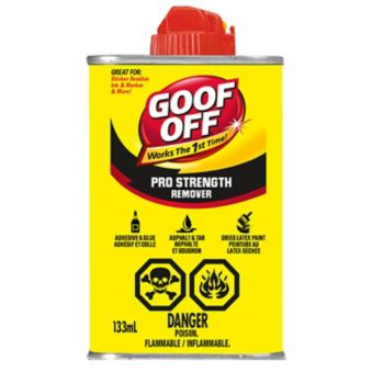 Goof Off PRO Strength Remover, 177-mL   Canadian Tire