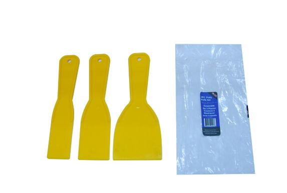 Putty Knife Set, 3-pc Product image