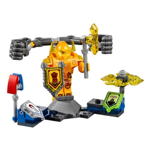 LEGO Nexo Knights, Axl l'Ultime chevalier, 69 pièces Image de l'article