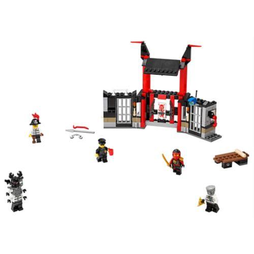 LEGO Ninjago, Évasion de la prison de Kryptarium, 207 pièces Image de l'article