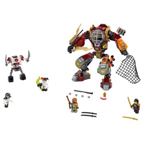 LEGO Ninjago, Robot Salvage M.E.C., 439 pièces