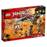 LEGO Ninjago, Robot Salvage M.E.C., 439 pièces | Legonull