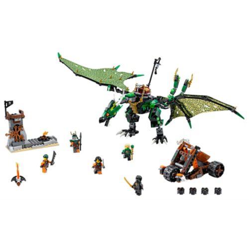 LEGO® Ninjago The Green NRG Dragon, 567-pc Product image