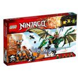 LEGO® Ninjago The Green NRG Dragon, 567-pc | Legonull