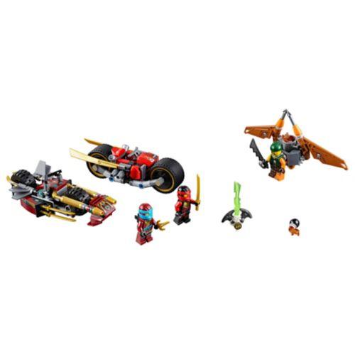 LEGO® Ninjago Ninja Bike Chase, 231-pc