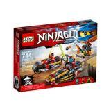 LEGO® Ninjago Ninja Bike Chase, 231-pc | Legonull