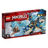 LEGO® Ninjago Jay's Elemental Dragon, 350-pc | Legonull