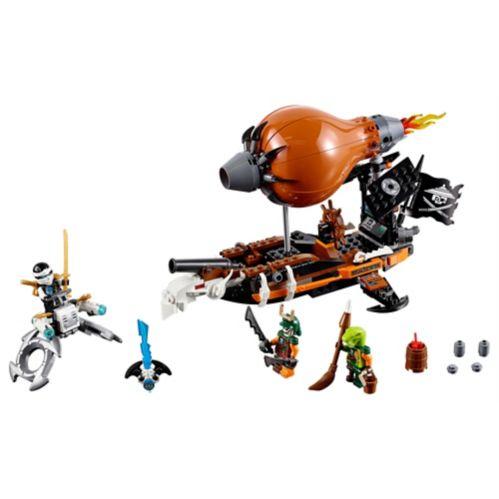 LEGO Ninjago, Attaque du Zeppelin des Pirates, 294 pièces Image de l'article
