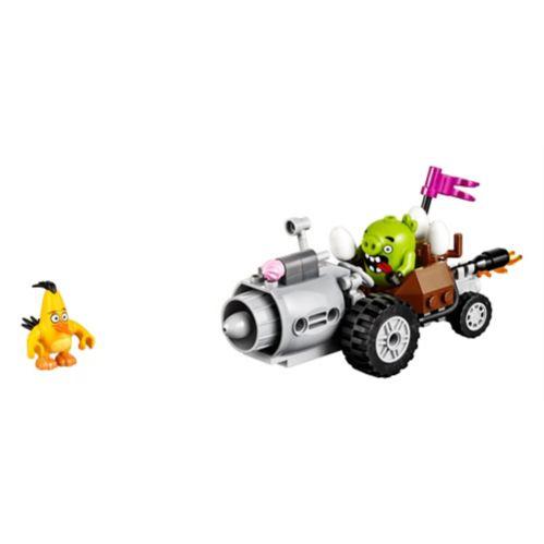 LEGOAngryBirds, Évasion en voiture du cochon, 74 pièces Image de l'article