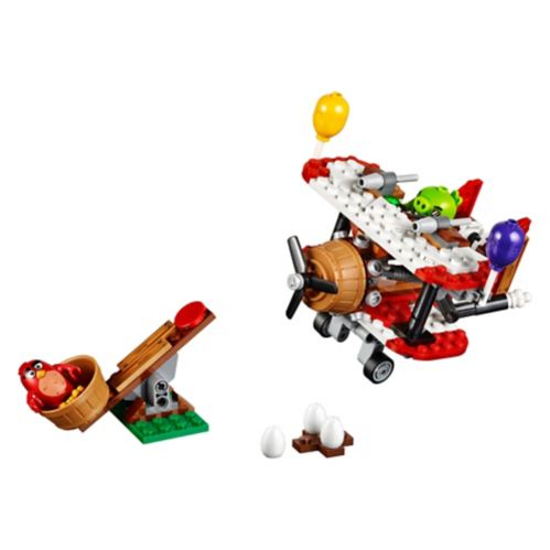 LEGO® Angry Birds Piggy Plane Attack, 168-pc
