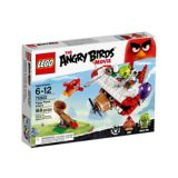 LEGO® Angry Birds Piggy Plane Attack, 168-pc | Legonull