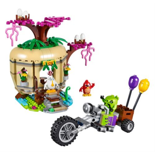 LEGO® Angry Birds Bird Island Egg Heist, 277-pc Product image