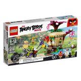 LEGO® Angry Birds Bird Island Egg Heist, 277-pc | Legonull