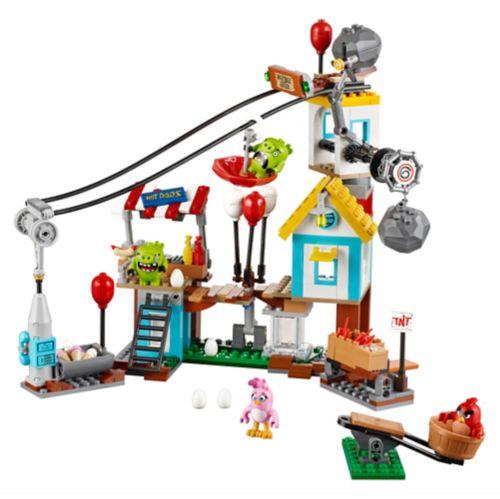 LEGO® Angry Birds Pig City Teardown, 386-pc Product image