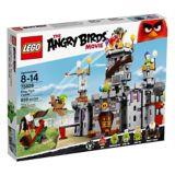 LEGO® Angry Birds King Pig's Castle, 859-pc | Legonull
