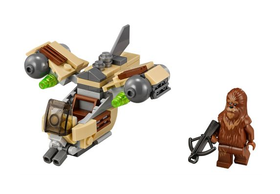 LEGO® Star Wars™ Wookiee™ Gunship, 84-pc Product image