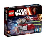 LEGO® Star Wars™ Obi-Wan's Jedi Interceptor™, 215-pc | Legonull