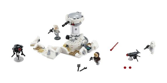 LEGO® Star Wars™ Hoth™ Attack, 233-pc