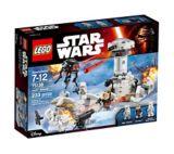 LEGO Star Wars, Attaque de Hoth, 233 pièces | Legonull