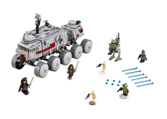 LEGO Star Wars, Clone Turbo Tank, 903 pièces Image de l'article