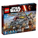 LEGO® Star Wars™ Captain Rex's AT-TE, 972-pc | LEGO Star Warsnull