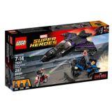 LEGO® Super Heroes Black Panther Pursuit, 287-pc | Lego Marvelnull