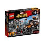 LEGO Super Heroes, Attaque toxique de Crossbones, 179 pièces | Legonull