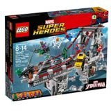 LEGO® Super Heroes Spider-Man: Web Warriors Ultimate Bridge Battle, 1092-pc | Lego Spidermannull