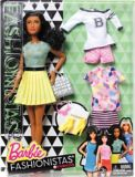 Barbie Fashionista Doll with Bonus Outfits | Barbienull