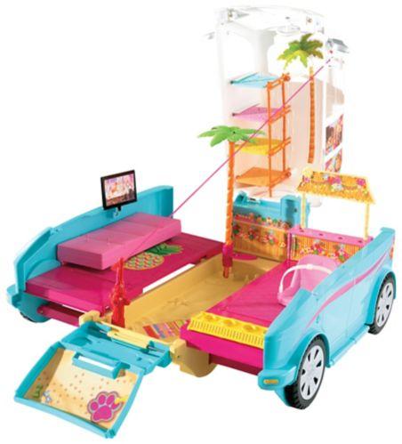 Barbie, chiots en promenade Image de l'article