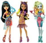 Poupée bal des goules Monster High | Mattelnull