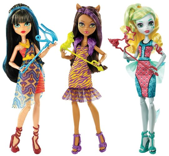 Poupée bal des goules Monster High