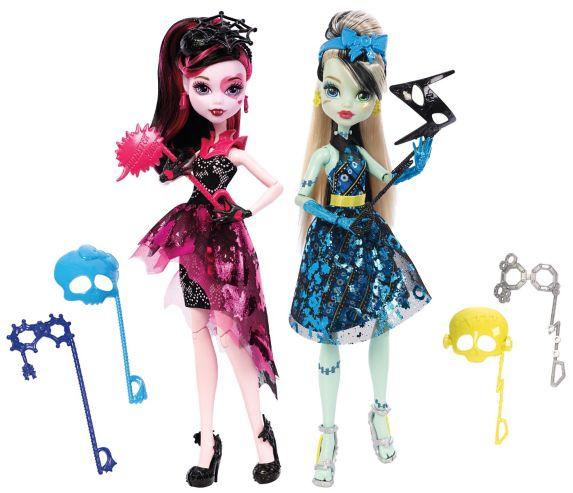 Monster High Photo Booth Draculaura Doll Product image