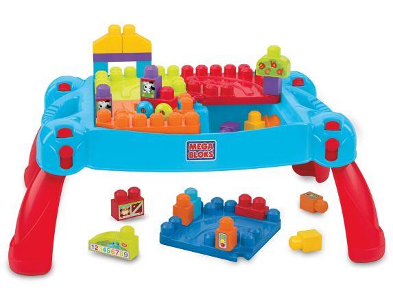 Table de construction Mega Bloks