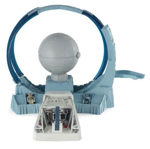Hot Wheels Star Wars Carships Race Track Set,  Death Star Revolution Product image