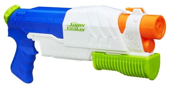 Super Soaker Scatter Water Soaker Product image