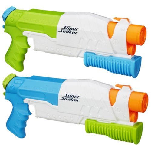 Super Soaker Scatter Water Soaker, 2-pk