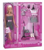 Barbie with Fashions | Barbienull