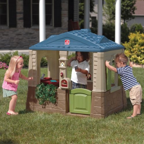 Step 2 Happy Home & Grill Play House