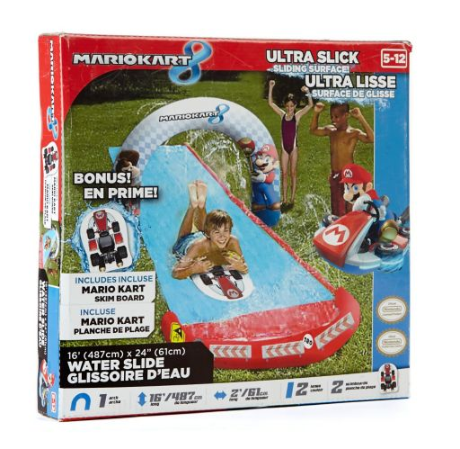 Edge Mario Cart Water Slide, Single Product image