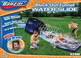 Banzai Blackout Water Slide, 16-ft | Banzainull