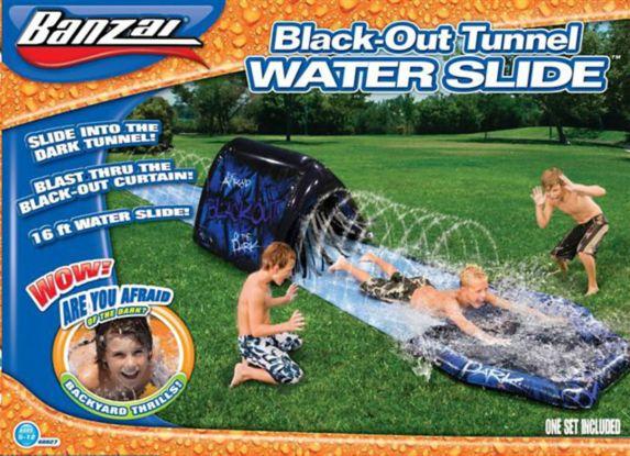 Banzai Blackout Water Slide, 16-ft Product image