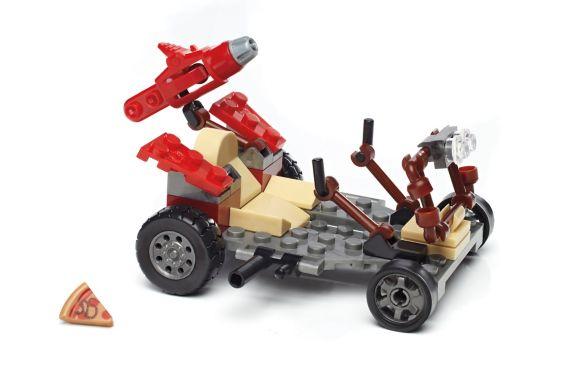 Mega Bloks Teenage Mutant Ninja Turtles Ninja Racer Product image