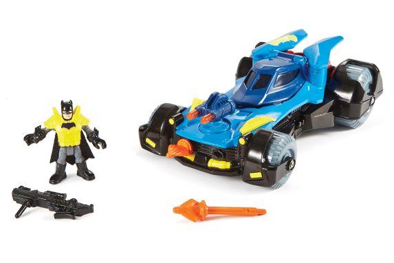 Batmobile de luxe Imaginext DC Super Friends